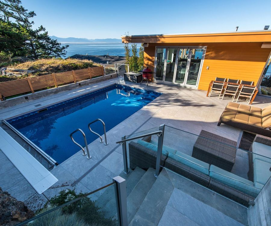 Custom In-ground pools in Vancouver, BC