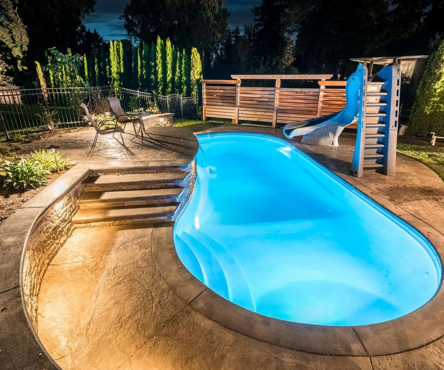 CA Swimming Pools in Vancouver